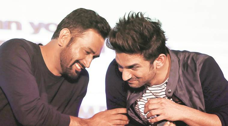 ms dhoni the untold story, ms dhoni movie, movie on ms dhoni, sushant singh rajput, sushant singh rajput m s dhoni, m s dhoni sushant singh rajput, ms dhoni th euntold story release date, india news, sports news, indian express,