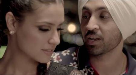 Diljit Dosanjh surprises fans with his new romantic music video 'Do You Know'