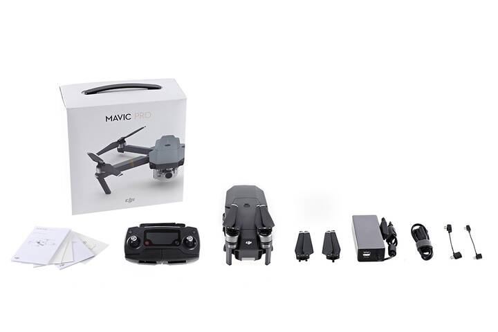 DJI Mavic Pro Launch Price