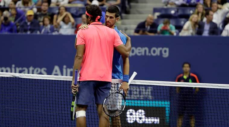 Us Open 2016 Will Novak Djokovic Play A Full Semi Final Against Gael Monfils Sports News The Indian Express