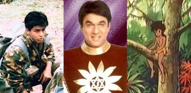 shaktimaan, fauji, jungle book, doordarshan