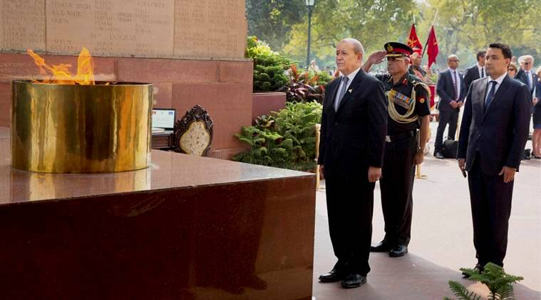 Punjab government, Punjab news, france India, france Punjab,  Alexandre Ziegler, Jean Yves Le Drian, Defence Minister of France, V P Singh Badnore , latest news, latest india news