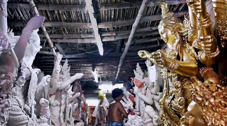 durga puja, durga puja kolkata, kolkata, durga puja preparations,  West Bengal, power minister  West Bengal, latest news, latest india news, latest  West Bengal news