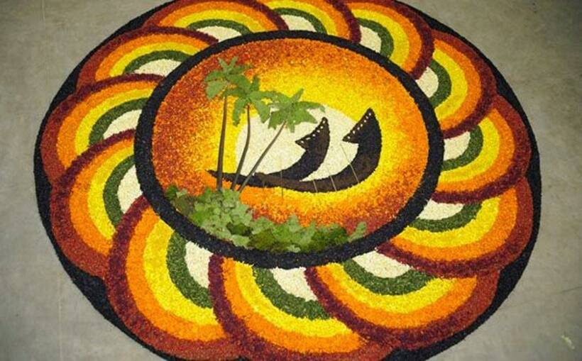 happy onam 2017 15 beautiful pookalams to brighten up the