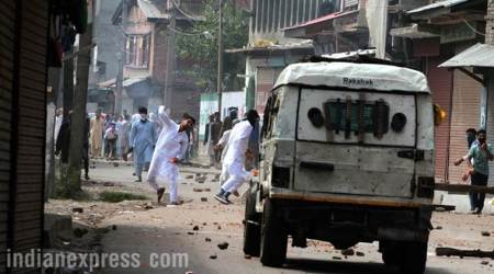 Amnesty for first-time stone-pelters warms homes in the valley