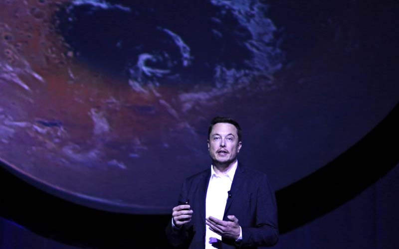 SpaceX and Elon Musk's mission to colonise Mars: Here's how