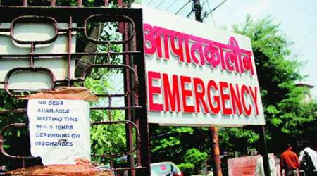 New Delhi: Denied entry at hospital, home, man forced to drive around with wife's body