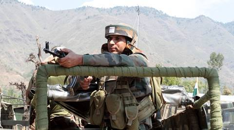 Pak violates ceasefire in J-K's Akhnoor, firing still on