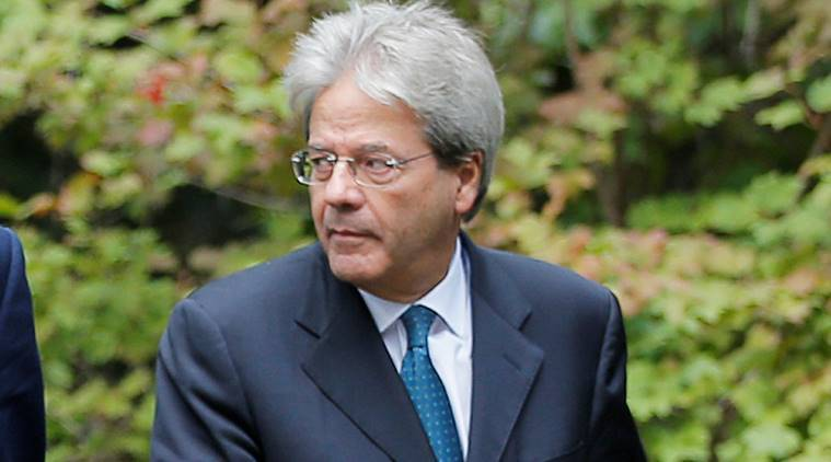 Paolo Gentiloni, italy, italy prime minister, italy pm, Paolo Gentiloni italy, Paolo Gentiloni prime minister, italy referendum, italy news, world news, latest news, indian express