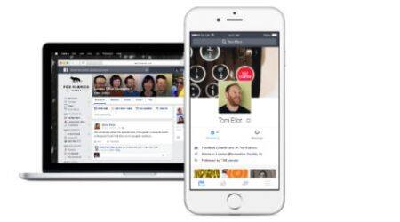 Facebook, Facebook At Work, Facebook At Work enterprise messaging, Facebook At Work launch, Facebook At Work features, slack, yammer, skype teams, social, enterprise messaging, tech news, technology