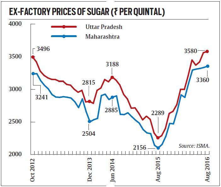 soaring sugar prices, sugar prices rise, india farmers, wheat production, wheat price, sugarcane farmer, Punjab elections, Up elections, wheat procurement crisism, sugar production, sugar factories, india news, indian farmer, indian express