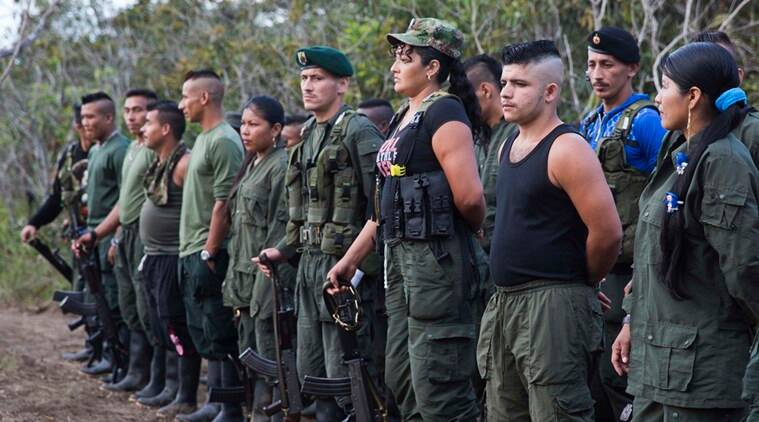 colombia, colombia peace deal, farc rebels, farc rebels political party, farc rebels and colombia government, Juan Manuel Santos, farc rebels colombia, colombia news, world news