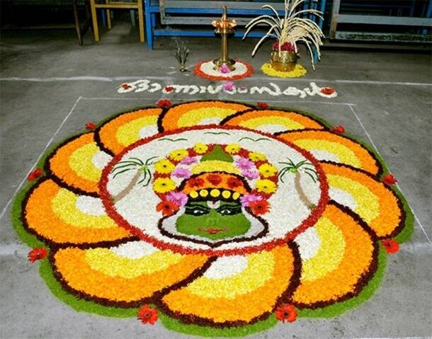 Happy Onam 2017: 15 beautiful pookalams to brighten up the festivities
