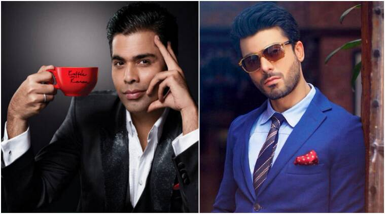Koffee With Karan To Come Back with Fawad Khan As First Guest