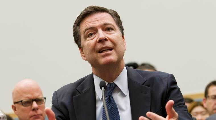 FBI, FBI head, FBI director, James Comey, Hillary Clinton, Clinton emails, Clinton investigation, emails investigation, US elections, US news, latest news, world news, indian express