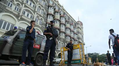 Mumbai on high alert, combing underway to trace suspicious looking men near naval base