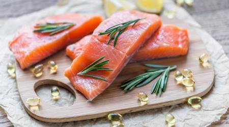 Omega 3, Omega-3 level, risk of cholesterol, cardiovascular diseases, serum cholesterol, Omega-3 fatty acids, CVD, cancer, indian express, health research, lifestyle news