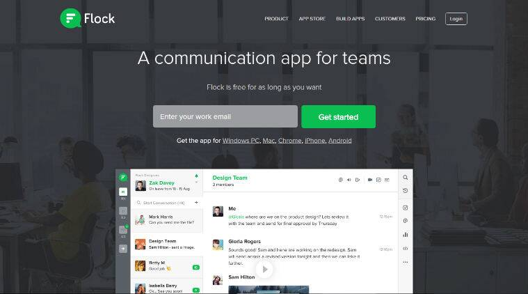 Flock, Flock update, Flock 2.0, Flock teams, Flock new features, Flock teams for organisations, Flock teams update, Flock apps, social media, technology, technology news