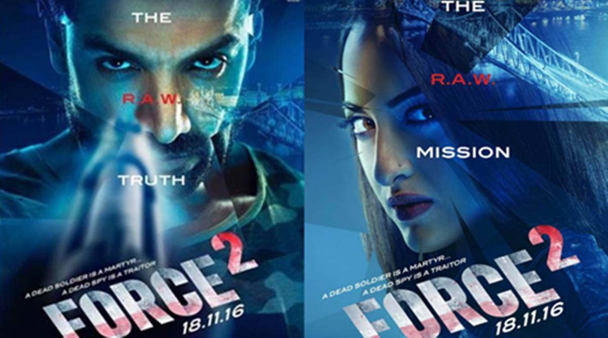 Force 2 Movie Review John Abraham Sonakshi Sinha Film Is Overlong