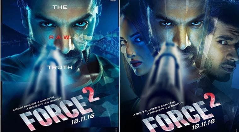 Force 2 movie review, Force 2 review, Force 2, Force 2 movie, John Abraham, Sonakshi Sinha