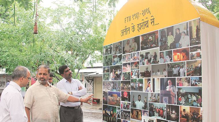 FTII, FTII restricts journalists, FTII entry, FTII deny journalists entry, FTII Chairman Gajendra Chauhan, Gajendra Chauhan, India news