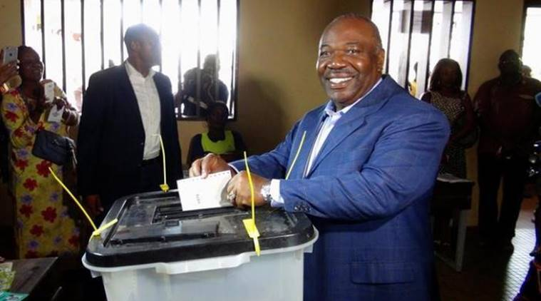 Gabon, Ali Bongo, Jean Ping, president, re-election, dispute, political crisis, African Union, European union, international pressure, vote recount, case, world news, indian express