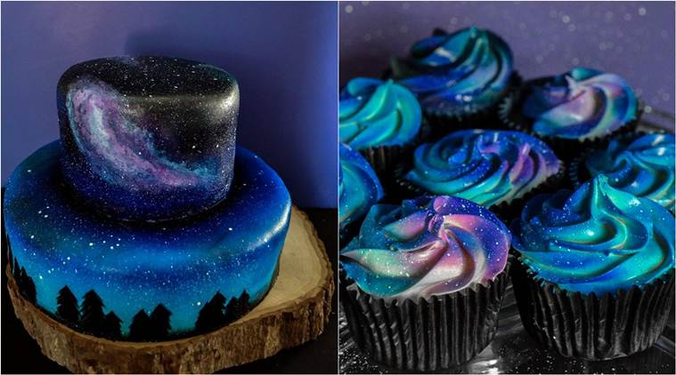 dfb2fd6058c From cakes to ice-creams  These galaxy themed desserts are out of ...