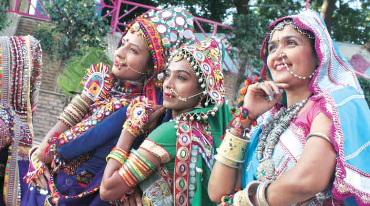 gujarat, gujrat garba, gujarat muslms, muslims garba, gujarat muslims garba, gujarat news, gujarat navratri, navratri, india news