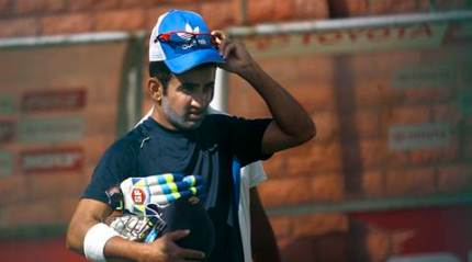 India vs NZ: Gautam Gambhir replaces injured KL Rahul
