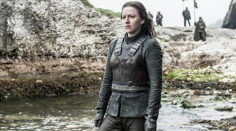 Gemma Whelan, who plays Yara Greyjoy on Game of Thrones has injured her back while shooting for the show.