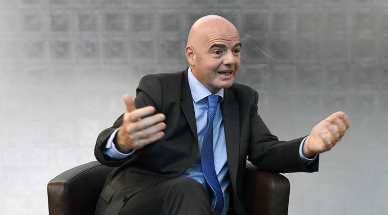 FIFA, FIFA World Cup, World Cup, Football World Cup, Gianni Infantino, Infantino, World Cup teams, Football world cup teams, football, football news, sports, sports news