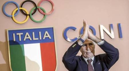 Italy's Olympics chief: Unlikely to make bid for next 20 years