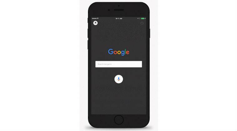 Google, google search app, google ios, google ios update, google ios 10, google search incognito mode, Google app 3D touch, technology news, indian express