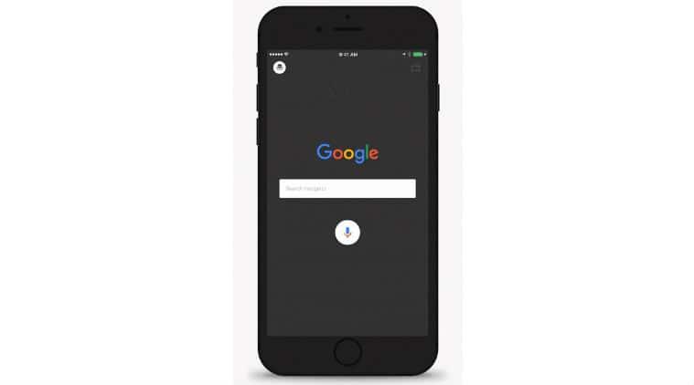Google, google search app, google ios, google ios update, google ios 10, google search incognito mode, Google app 3D touch, technology news, indian express