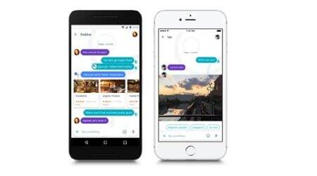 Google Allo, allo, allo app, allo app india, Google allo machine learning, Google allo total downloads, GOogle allo features, Google assistant allo, google assistant, whatsapp, facebook messenger, hike, wechat, snapchat, technology news, indian express