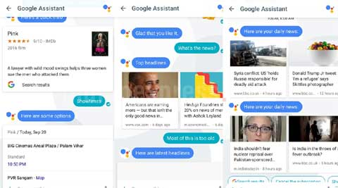 Google Allo messaging app is here, with intelligent Assistant tagging along