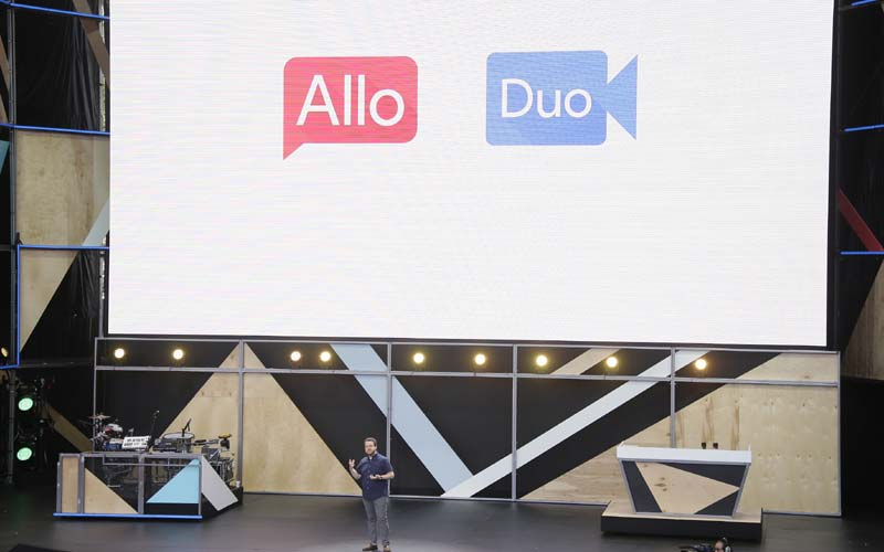 Snowden: Stay away from Google Allo