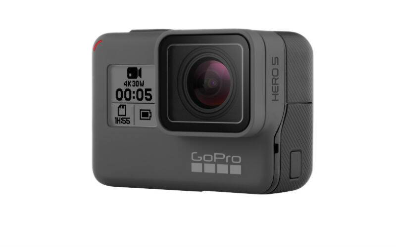 GoPro, GoPro Hero 5 Black, GoPro Hero 5 Session, GoPro Karma Drone, Karma Drone, Hero 5 Black specs, Hero 5 Black launched, Hero 5 Black price, GoPro new camera, GoPro cameras India, GoPro Hero 5 Black India