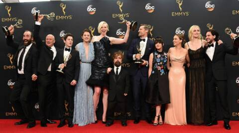 Game of Thrones' record win at the Emmys: fantasy works on TV  — and how