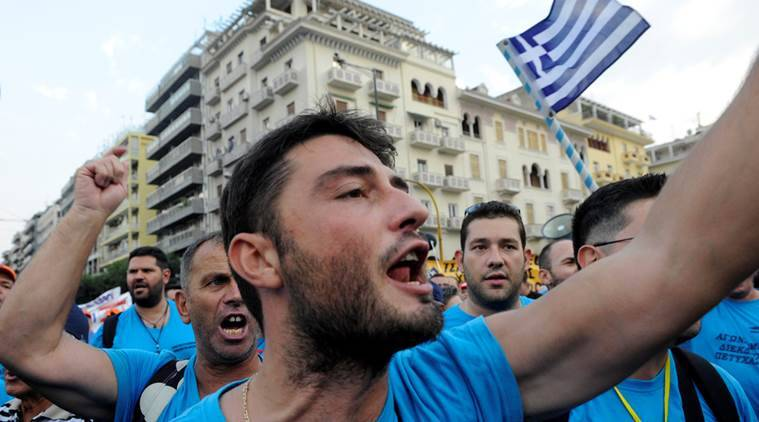 Greece, Greece bailout, Greece economy, Greece news