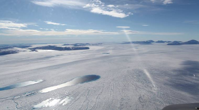 global warming, global warming effects, global warming ice, ice melting, greenland ice melting, Ohia state University, Iceland, Gravity Recovery and Climate Experiment, climate change, global climate change, global warming study, tech science, technology