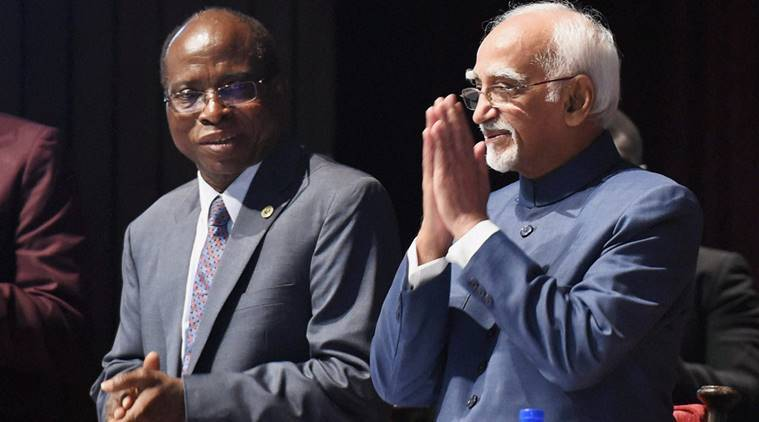 hamid ansari, ansari, British colonial rule, Nigeria India, hamid ansari nigeria, news, world news, India news, nigeria news, national news, education, latest news