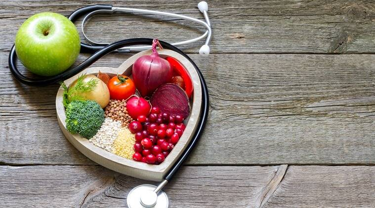 world heart day, world heart day posts, healthy diet for healthy heart, diets recommended for a healthy heart, health tips for a healthy heart, the benefits of a healthy and balanced diet, world heart day healthy heart, indian express, indian express news