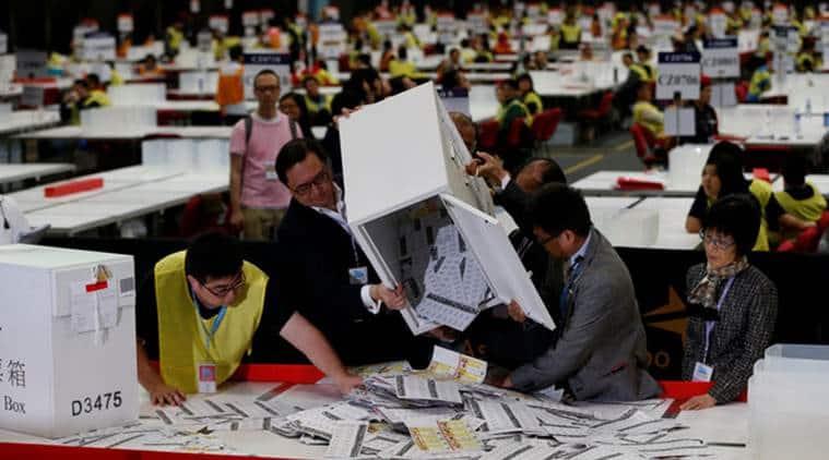 china, china elections, hong kong china, Beijing, pro-Beijing, hong kong elections, elections in china, latest news, latest world news