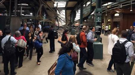 New Jersey: Train crashes into station during morning rush hour;  1 dead, 100 injured