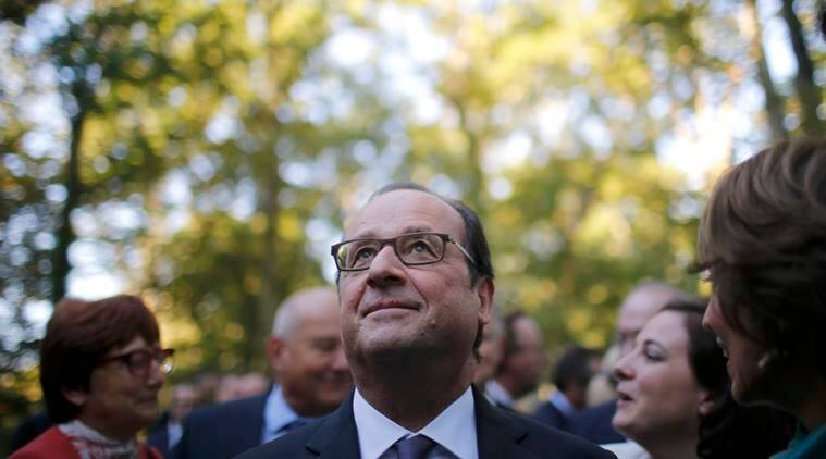 Francoise Hollande, hollande, hollande putin, france elections, french elections, hollande french elections, france election debate, putin france elections, indian express, world news