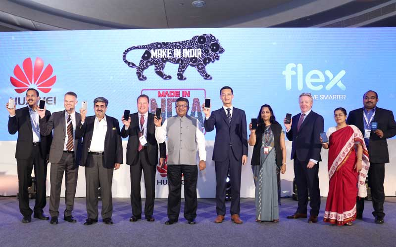 Huawei, Huawei Make in India, China Huawei Make in India, Huawei Flex partnership, Huawei smartphones in India, Huawei Make in India phones, Huawei make in India device