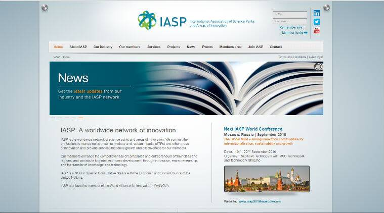 Iasp conference, Iasp conference russia, Iasp conference moscow, Iasp 2016, Mit, international association of science parks and areas of innovation, tech conference, technology, technology news