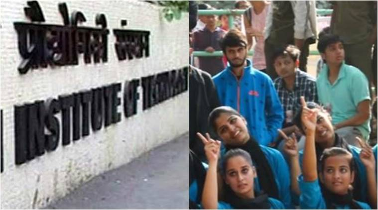 IIT-B students took a survey and these are the results