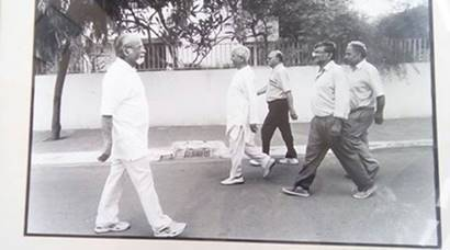 Rare pictures of PM Modi, Rajiv Gandhi and others from Express Archives